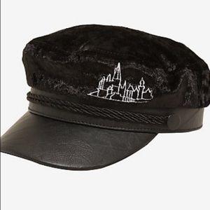 Hot Topic Harry Potter Newsboy hat